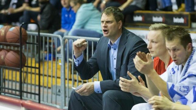 Martin Müürsepp istub nüüd Tallinna Kalev/TLÜ treeneripingil.