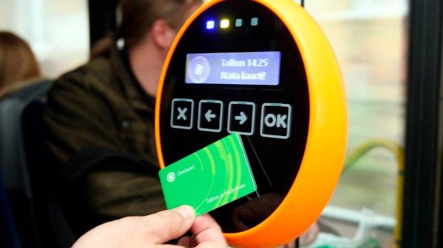 a8980b14b54 Vastuseta on küsimus, kas Eesti peale tuleb üks ühtne sõidukaart, mida saab  kasutada kõikidel