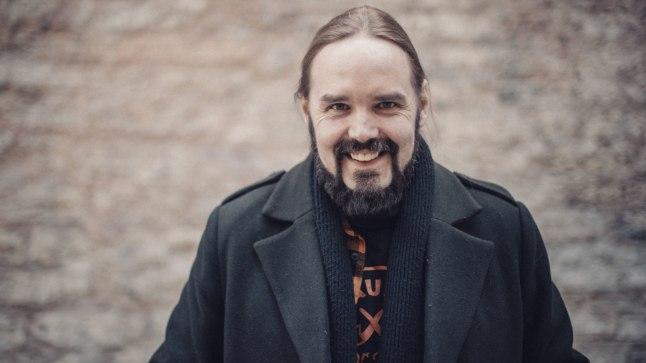 Metsatöllu laulja Markus Teeäär.