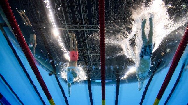 Rios viis kuldmedalit võitnud 22aastane hiinlane suri autoõnnetuses