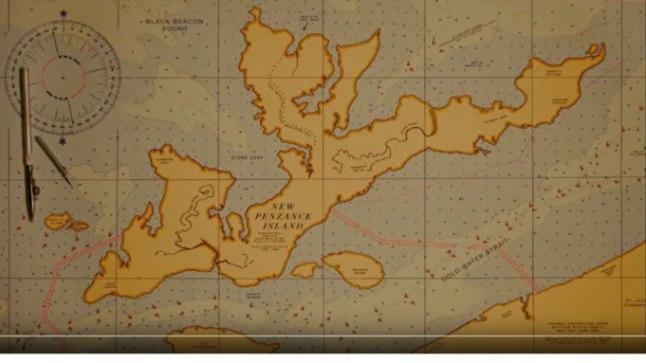 """SARNASED: Kaader Wes Andersoni """"Kuutõusu kuningriigist""""."""