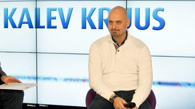 Kalev Kruus.