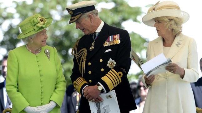 KÜLM SÕDA: Värske raamatu väitel ei andestanud Elizabeth II prints Charlesi naisele Camillale aastakümneid, et too tema poja ja printsess Diana abielu lõhki ajas.