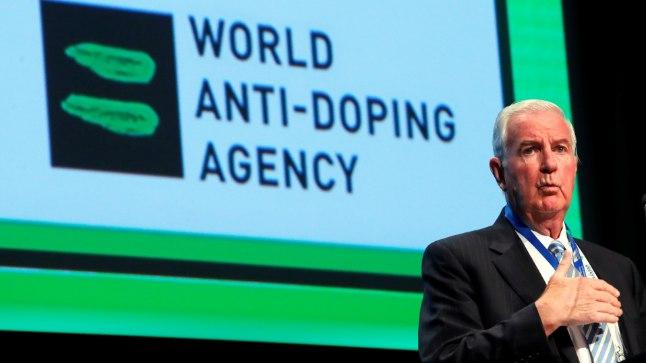 WADA juht Craig Reedie.