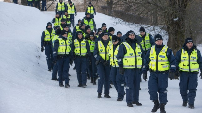 Politsei marss