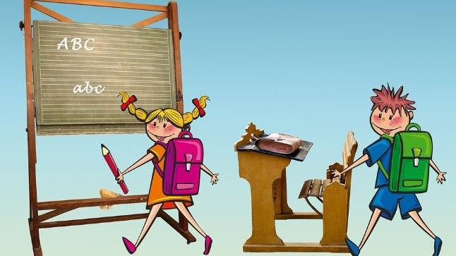 Head nipid, kuidas vältida lapsel koolist tekkivat stressi.