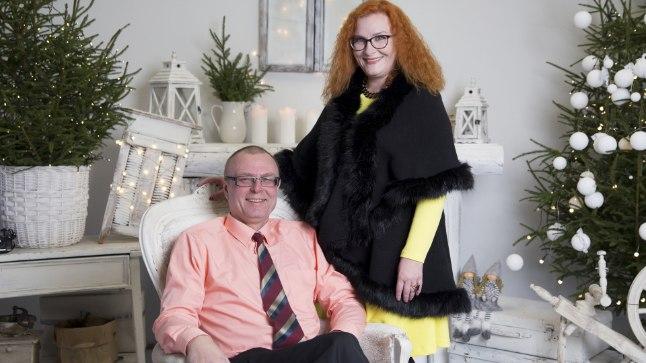 33 AASTAT KOOS: Nadia ja Hannes Virma arvavad, et oma esimese armastusega kokku jäämine on 50 protsendi ulatuses vedamise ja 50 protsendi ulatuses suhte kallal vaeva nägemise küsimus.