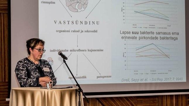 Tartu Ülikooli professor Reet Mändar