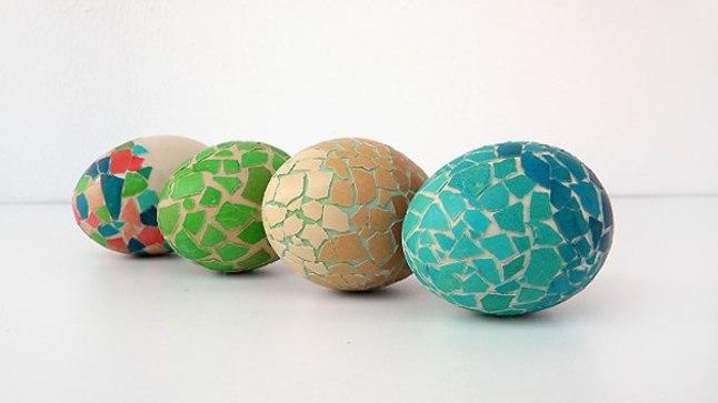 Ohoo, kui lahe mõte kaunistada mune!