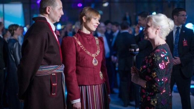 Georgi-René Maksimovski, Kersti Kaljulaid