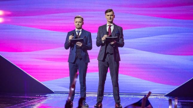 Meelis Kubo ja Ott Sepp