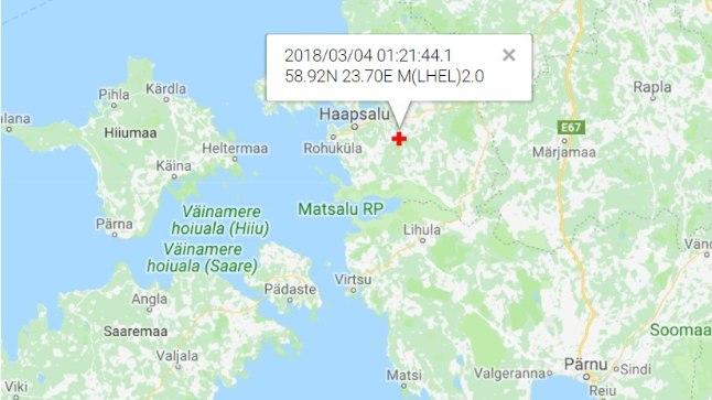 Maavärin Läänemaal