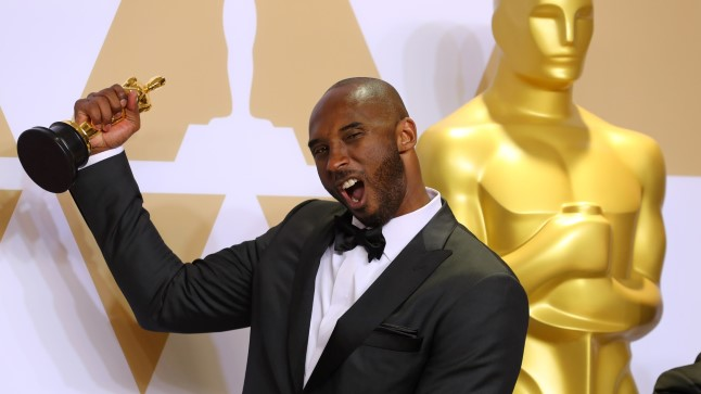 Kobe Bryant võitis Oscari.