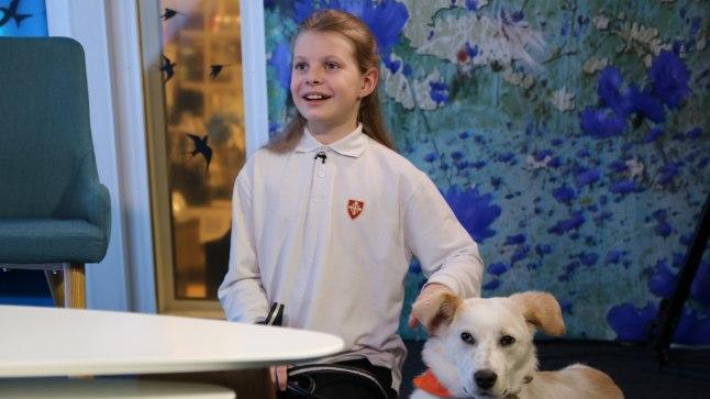 11-aastane Eva-Lotta annetas oma raha loomadele