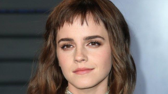 Emma Watson Vanity Fairi korraldatud Oscarite järelpeol