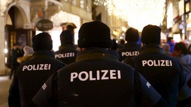 Austria politsei