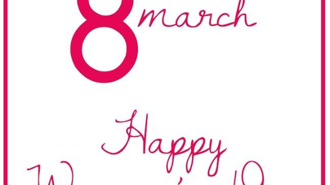 Head naistepäeva kõigile naistele!