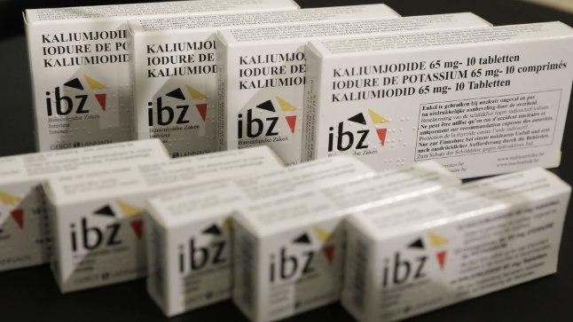Jooditabletid on pakitud kümnekaupa karpidesse.