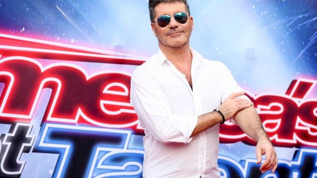 """""""Ameerika talendi"""" kohtunik Simon Cowell"""