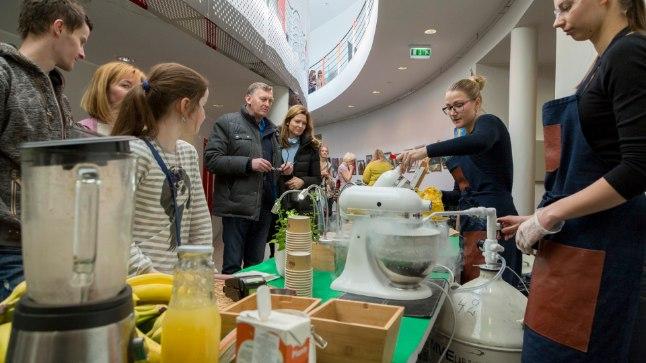 Mullu külastas Pärnu taimetoidupäeva ligi 700 inimest, kauplejaid oli 33.