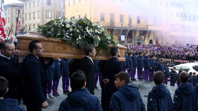 Davide Astori matused