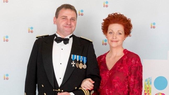 Madis Milling ja Jaanika Olup