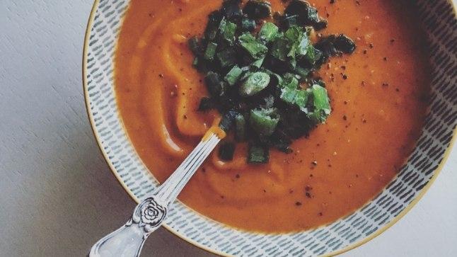 Maitsev ja tervislik supp!