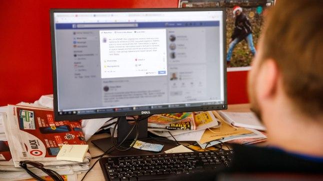 MIDA KIRJUTADA? Marko mõtles raha saamiseks välja kurva loo ja postitas selle sotsiaalmeediasse tuhandetele inimestele lugemiseks. Ta ei osanud siis tagajärgedele mõelda.