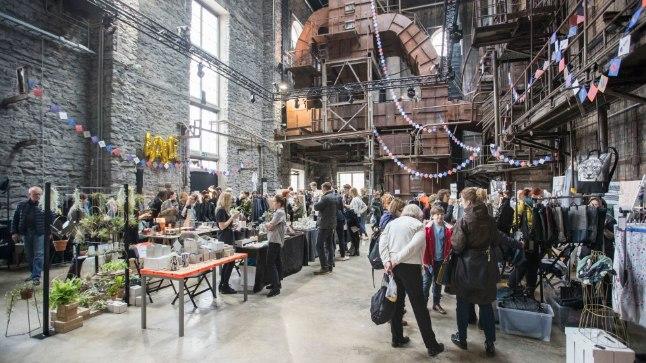 Pühapäeval toimus Kultuurikatlas Tallinn Music Weeki disainiturg