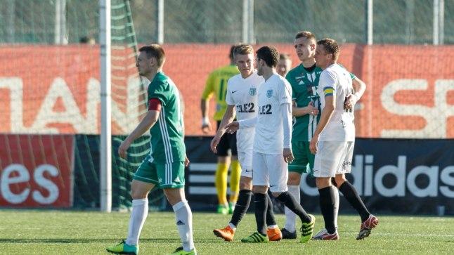 FCI Levadia - FC Flora