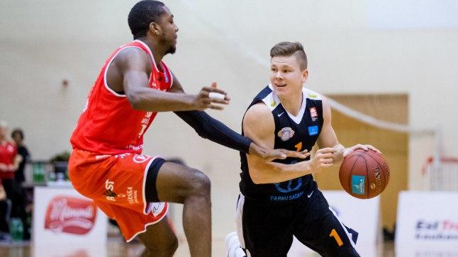 Siim-Markus Post on kerkinud Pärnu üheks võtmemängijaks. Kas ta suudab vedada meeskonna medalile?