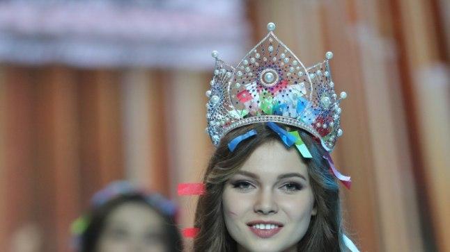 Värske Miss Venemaa.