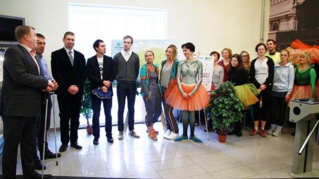 Eesti esimese siseterviseraja avamine Estonias