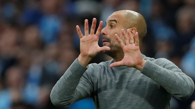 TŠEMPION: Pep Guardiola jätkas sissetallatud rajal sõtkumist ka Manchesteris, tasuks järjekordne tiitel.
