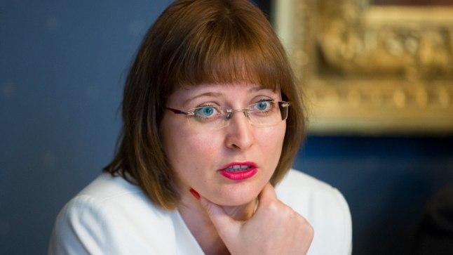 Külliki Kübarsepp leiab, et riigihalduseministri ametikohta pole Eesti vabariigis vaja.