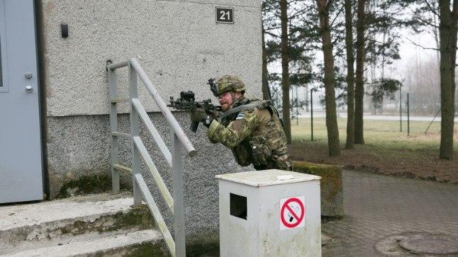 GALERII | Kaitseväelased valmistuvad välisoperatsioonideks