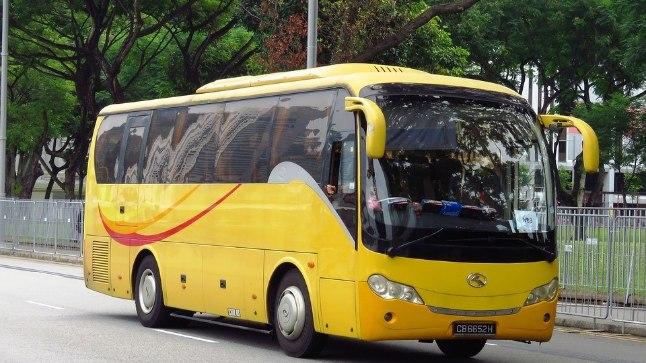 Head nipid, et bussireis mööduks mõnusalt!