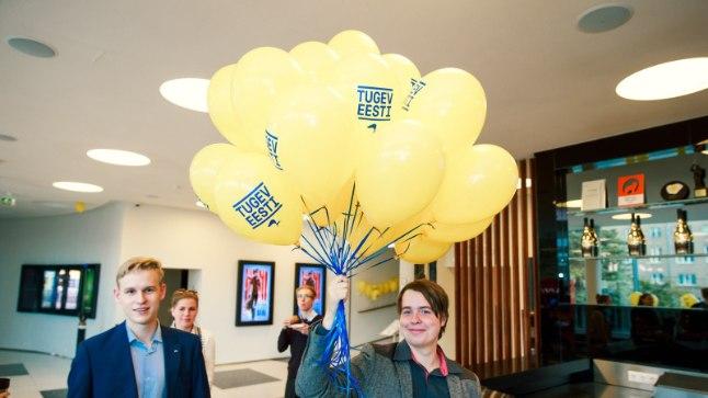 Reformierakonna õhupallid