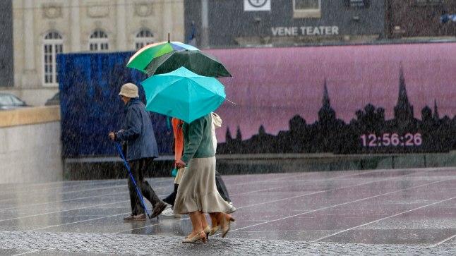 ILMAPROGNOOS: nädalavahetus tuleb jahe, arvestama peab ka vihmahoogudega