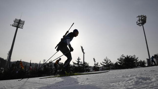 Roland Lessing Pyeongchangi olümpial.