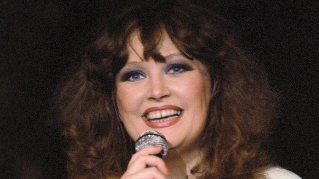 Singer Alla Pugacheva Distinguished Artist of the RSFSR, pop singer Alla Pugacheva