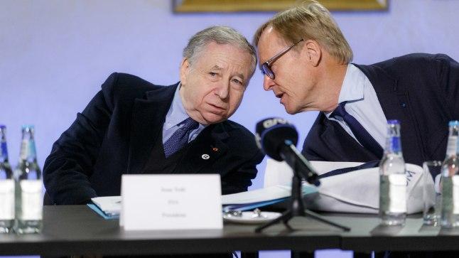 LEGENDID TURBAS. Jean Todt (vasakul) on olnud Ari Vatanenile nii konkurent, ülemus kui sõber.