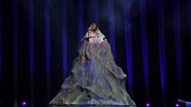 Julia Samoilova Eurovisionil
