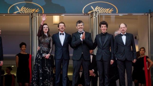 Adele Wismes, Christophe Honore, Denis Podalydes, Pierre Deladonchamps, Vincent Lacoste