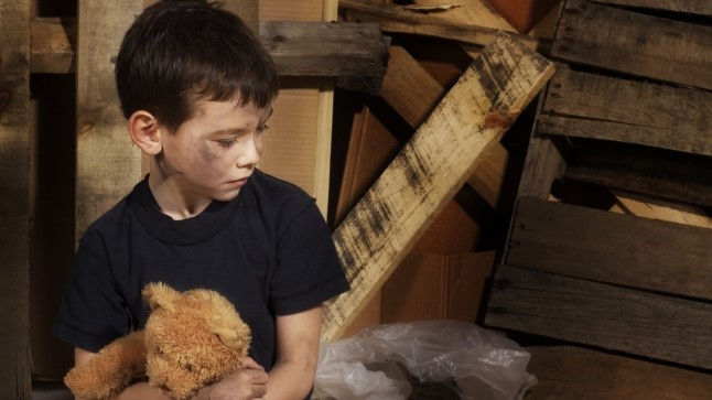 ABI VAID SIIS, KUI KEEGI MÄRKAB: Probleemseid peresid ja seal kasvavaid lapsi saab aidata vaid siis, kui ohumärke nähes ei pöörata pead ära. (Foto on illustratiivne.)