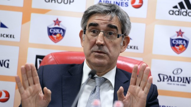 Euroliiga president Jordi Bertomeu