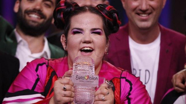 Eurovisioni võitja Netta