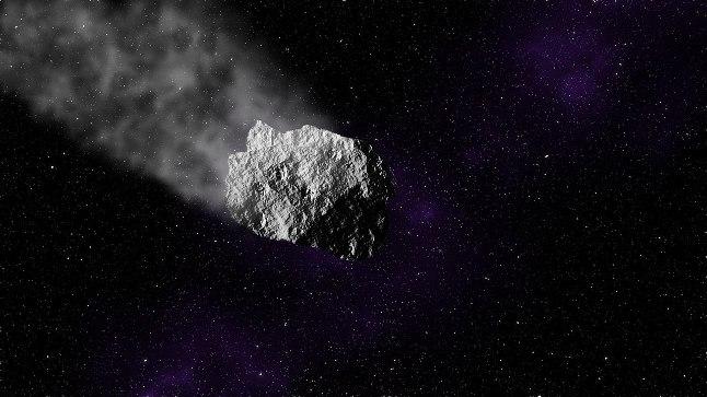 Asteroid, foto on illustreeriv.