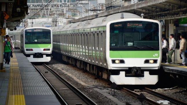Rongid Jaapanis. Foto on illustratiivne