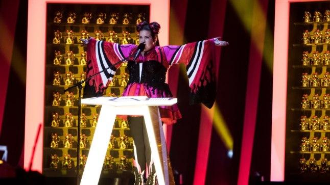Eurovisioni lauluvõistluse võitja Netta